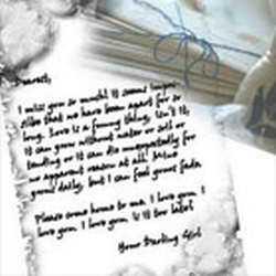 Письмо стихами