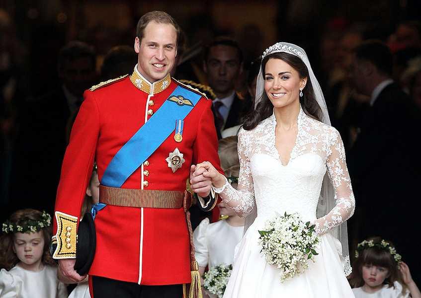 Помолвка принца Уильяма и Кейт Миддлтон