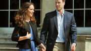 Принц Уильям и Кейт в университете
