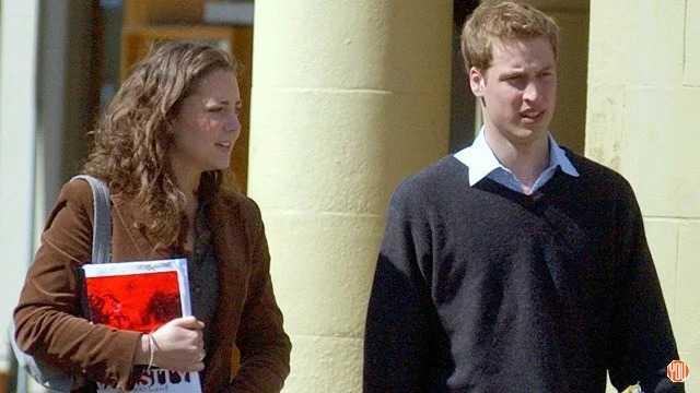 Знакомство Кейт и Уильяма